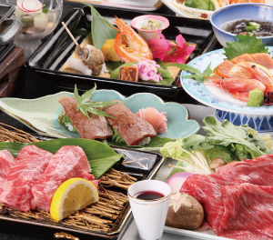 "Cuisine for Japanese style ""Chiya beef"""
